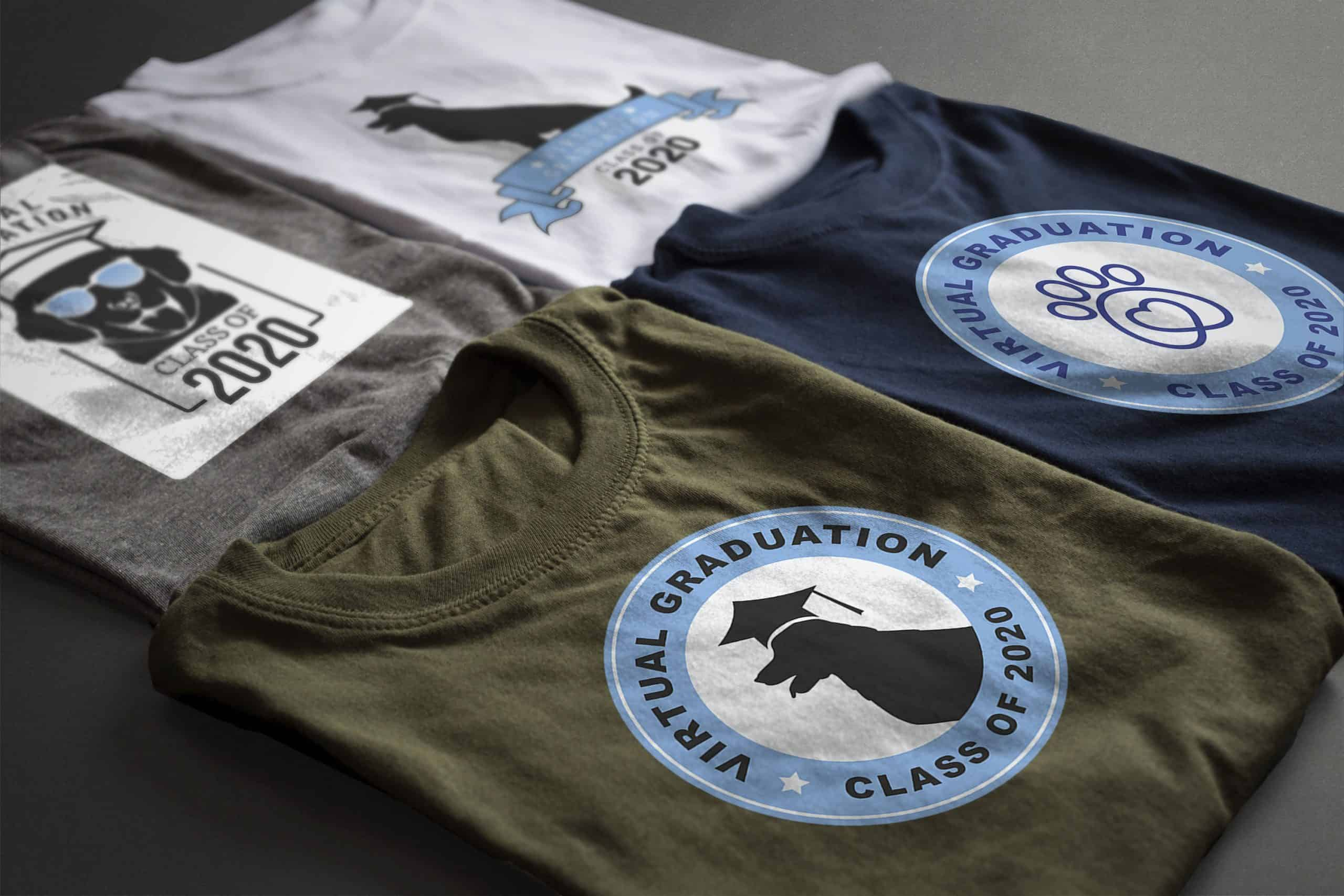 Warrior Canine Connection T-Shirt Designs