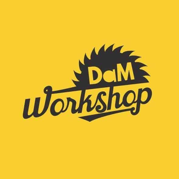 Dam Workshop Logo