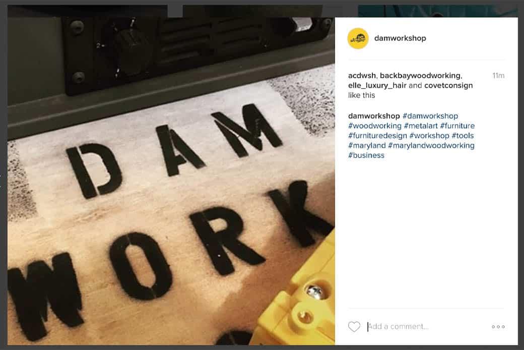 Dam Workshop Pinterest