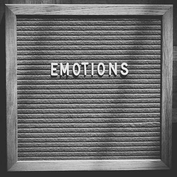 Emotions Sign