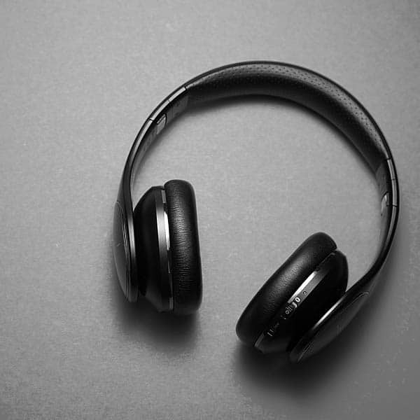 Headphones Music