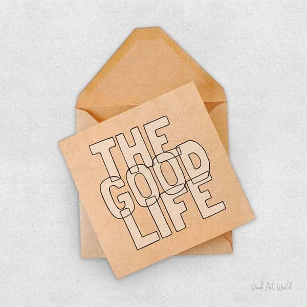 the good life card