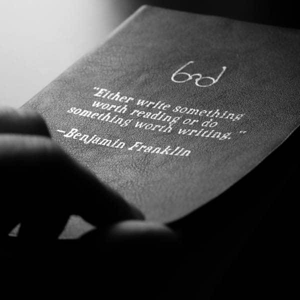quote Benjamin Franklin
