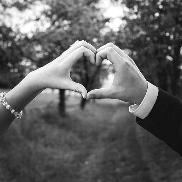 Wedding Hands Love